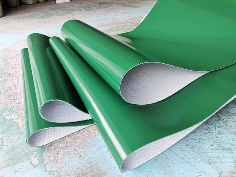 使用PVC防静电输送皮带的重要性