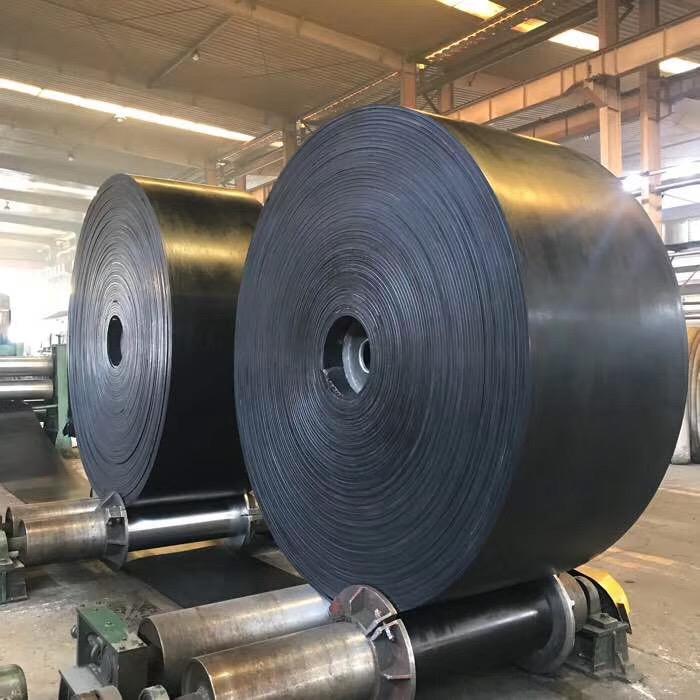4.黑色橡胶输送带