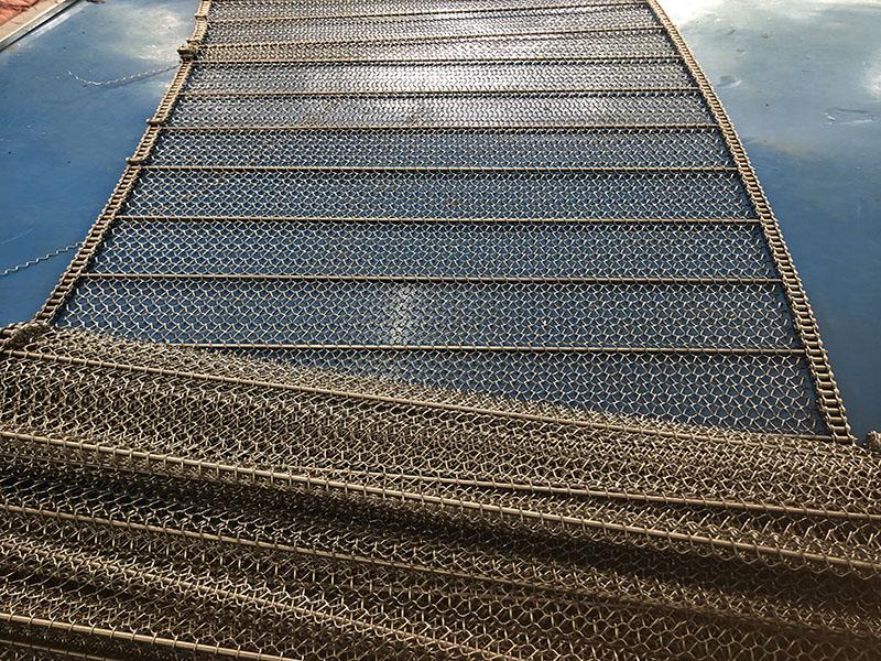 不锈钢链网规格尺寸