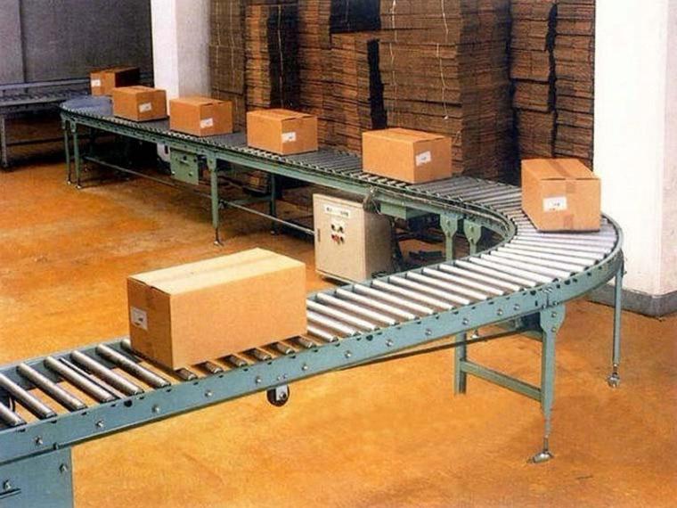 金泰皮带流水线在鞋厂的应用