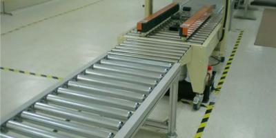 皮带输送机的缓冲滚筒的结构与特点