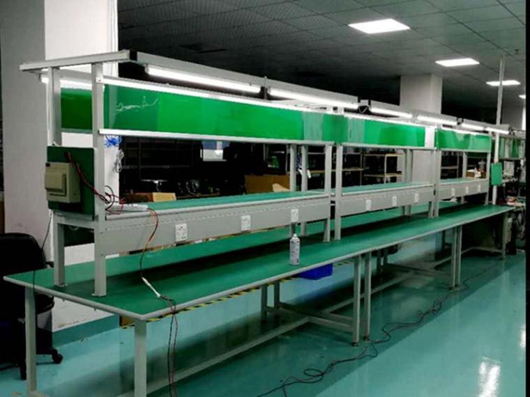 金泰输送机在物流行业的应用