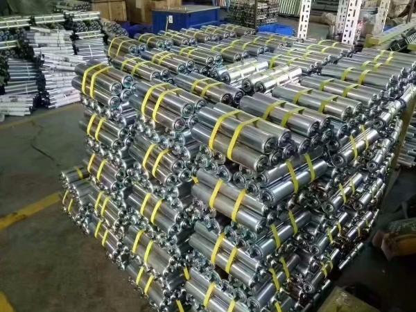 不锈钢滚筒输送带 无锡不锈钢钢带 辊筒厂家