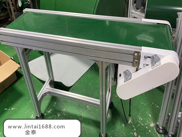 铝型材皮带输送机------应用方式和操作注意事项