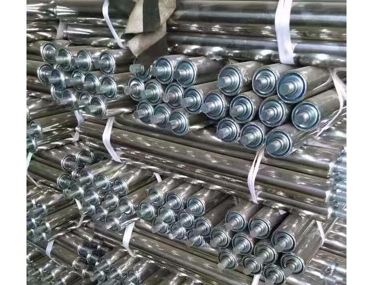 东莞金泰专注流水线滚筒,无动力滚筒生产厂家