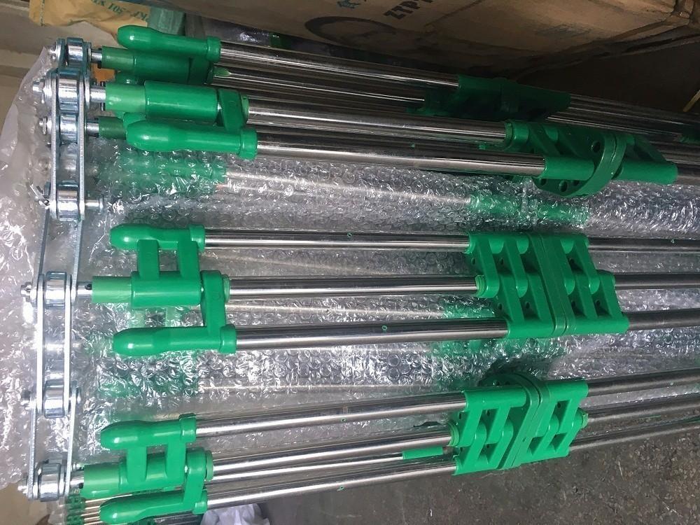 塑胶楦架链条 不锈钢输送网带