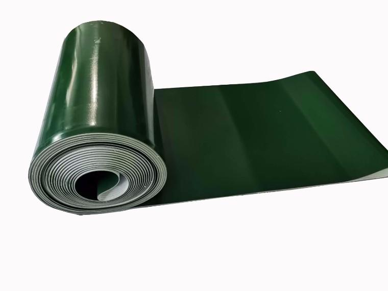 绿色橡胶输送带如何去选择