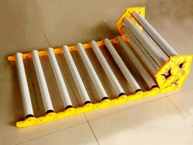物流输送梯定制,折叠式输送梯