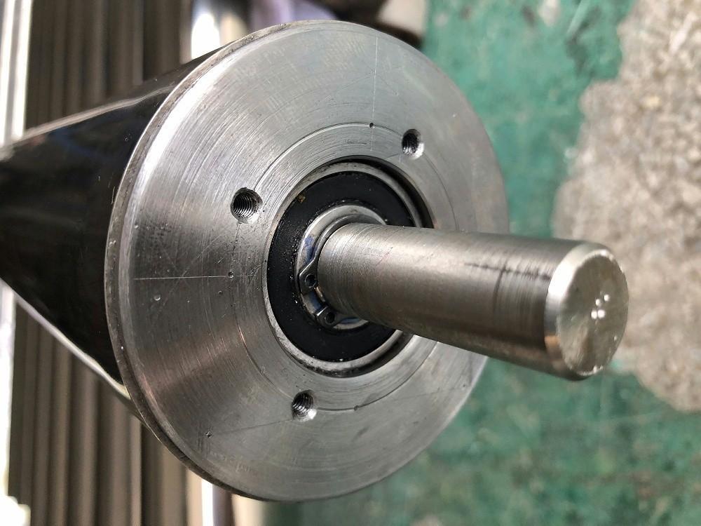 外置式滚筒 不锈钢滚筒 大型滚筒 不锈钢厚