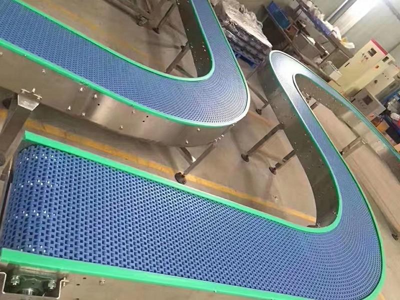 塑胶链板输送机,塑料链板输送机厂家