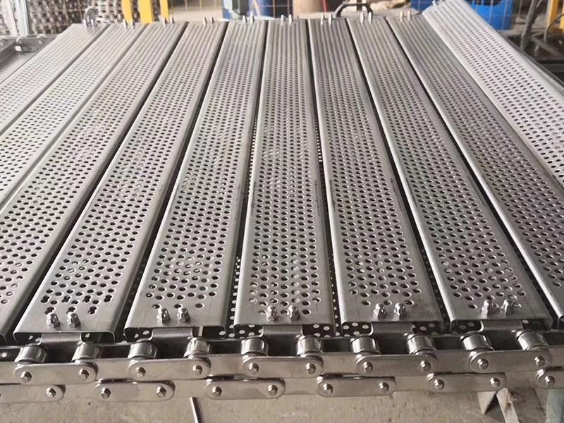 不锈钢链板线,不锈钢链板输送线