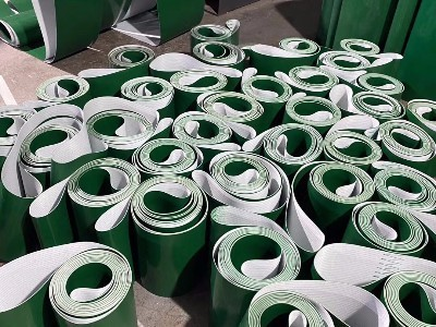 PVC输送带 轻型输送带厂家