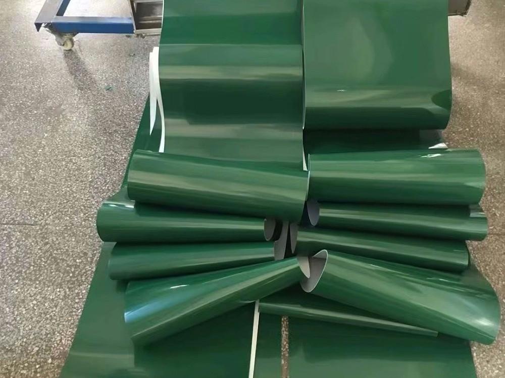 PVC挡边输送带 挡边输送带定制 做输送带厂家
